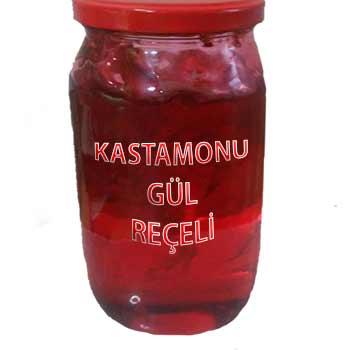 Kastamonu Gül Reçeli